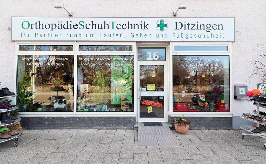 OrthopädieSchuhTechnik Ditzingen Frühjahr 2017